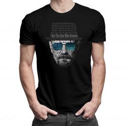 Heisenberg - pánske a dámske tričko s potlačou