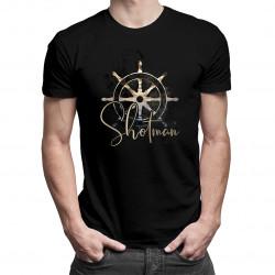 Shotman - Pánske tričko s potlačou