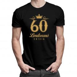 60 rokov - Limitovaná edícia - pánske a dámske tričko s potlačou