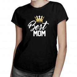 Best MOM - dámske tričko s potlačou