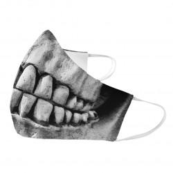 Lebka - ochranné rúška s potlačou