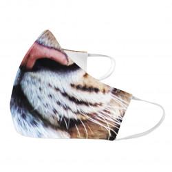 Tiger - ochranné rúška s potlačou