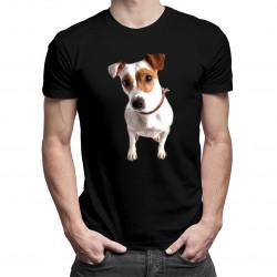 Jack Russell terrier - pánske tričko s potlačou