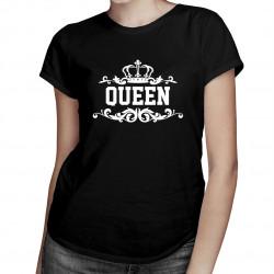 QUEEN - dámske tričko s potlačou