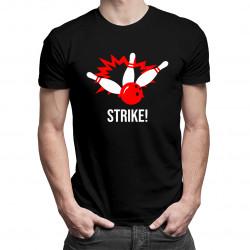 Strike! - pánske tričko s potlačou