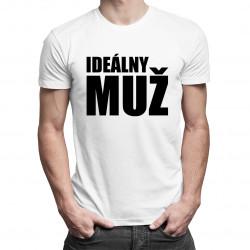 Ideálny muž - pánske tričko s potlačou