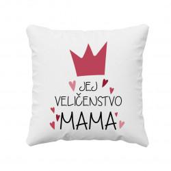 Jej veličenstvo mama - vankúš