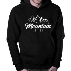 Mountain Lover- Pánska mikina s potlačou