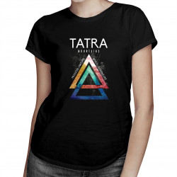 Tatra mountains - passion - dámske tričko s potlačou