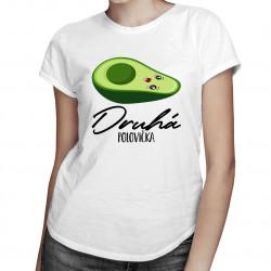 Druhá polovička v2 - Dámske tričko s potlačou