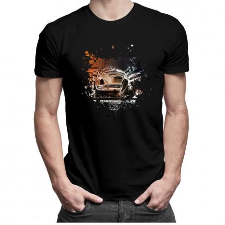 Mechaniky - pánske tričko s potlačou