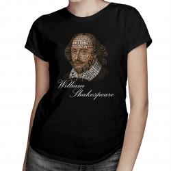 William Shakespeare - dámske tričko s potlačou
