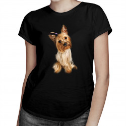 York - dámske tričko s potlačou