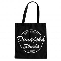 Dunajská Streda - moje miesto na svete - taška s potlačou