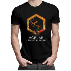 Včelár je poslanie - pánske tričko s potlačou